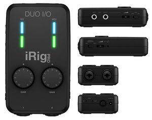 iRig Pro Duo I/O for Sale in Burke, VA