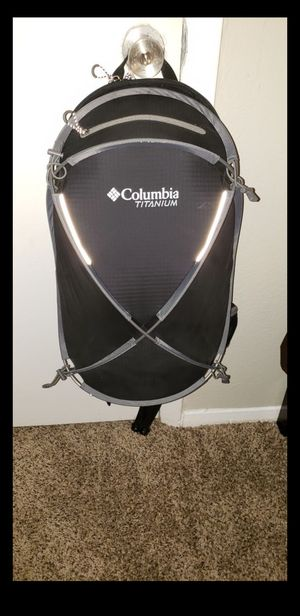 Columbia Titanium Hiking Backpack for Sale in Austin, TX