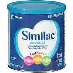 Similac advance