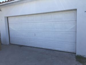 GARAGE DOOR IMPACT DOUBLE for Sale in Miami, FL