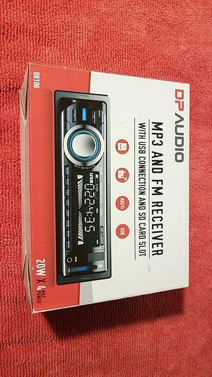 Dp audio car stereo for Sale in Phoenix, AZ