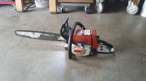 Stihl chainsaw for Sale in Terre Haute, IN