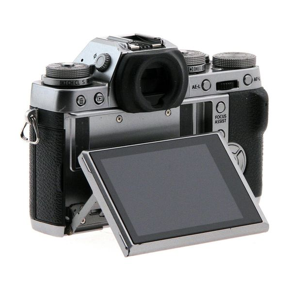 Fujifilm X-T1 16.3MP Mirrorless Camera - Graphite Silver Edition (Body)