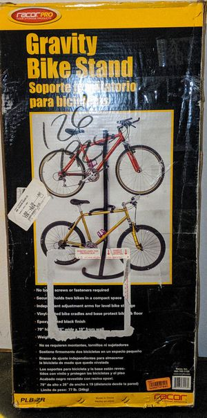 Racor Pro Gravity Bike Stand for Sale in Tampa, FL