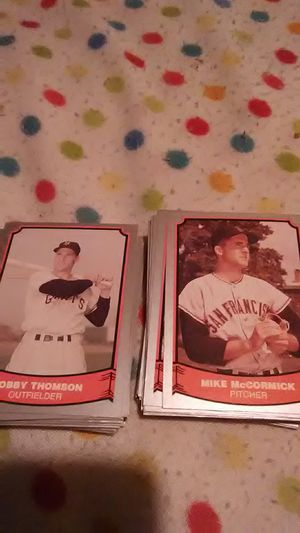 1988 Pacific Trading Cards Baseball Cards for Sale in Tuckerton, NJ