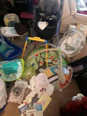 Alot Baby stuff for Sale in Seattle, WA