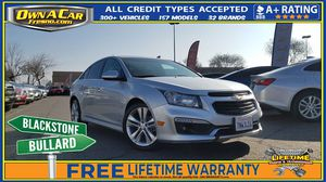 2015 Chevrolet Cruze for Sale in Fresno , CA