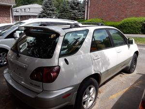 2001 LEXUS RX300 AWD 3.0 V6 for Sale in Waterbury, CT