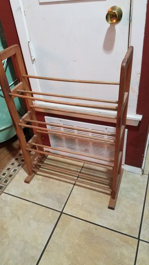 CD, DVD, wood stand for Sale in San Antonio, TX