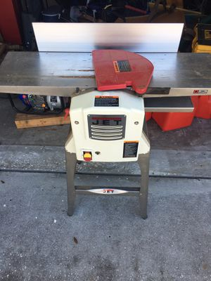 Jet 10 inch jointer planer combo for Sale in New Port Richey, FL