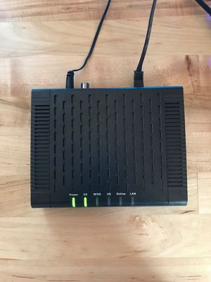D-Link DMC301 Docsis 3.0 Modem (Compatible w/ Comcast, Spectrum, Charter, Cox etc) for Sale in San Diego, CA