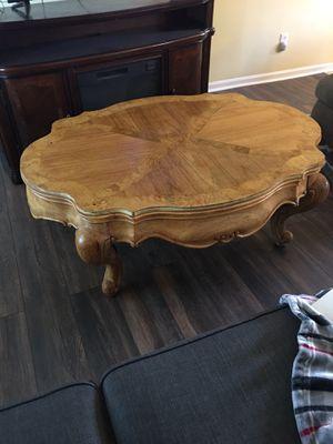 Oak Coffee Table for Sale in Lexington, KY