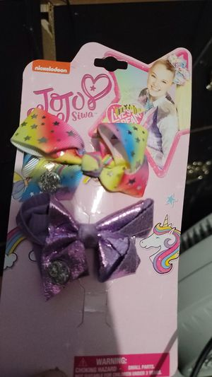 Jojo bows missing 1 for Sale in Los Angeles, CA