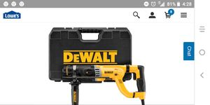 Brand New Rotary Hammer Drill for Sale in Tampa, FL