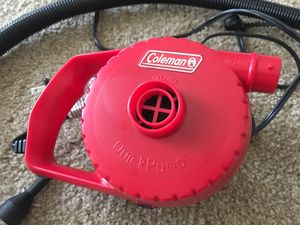 Coleman Quick pump for Sale in Dublin, OH