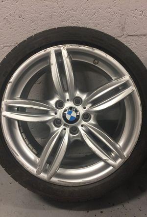 2011-2016 Bmw 535 550 528 rear wheel rim Msport 19x9 f10 for Sale in Hollywood, FL