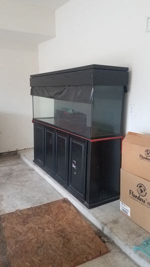 Fish tank and filter for Sale in Houston, TX
