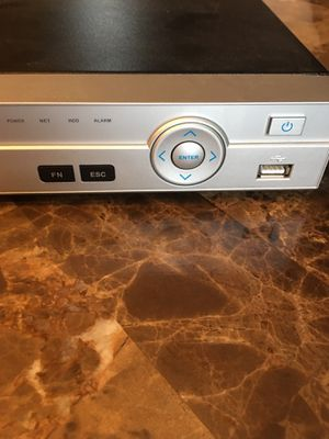Security Camera DVR 8ch for Sale in Macomb, MI