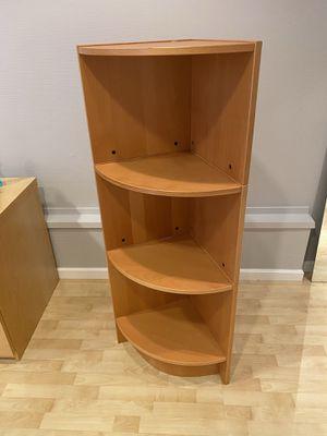 Sturdy Wooden Corner Shelf for Sale in Bellevue, WA