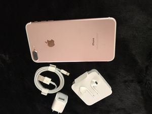 Apple iPhone 7 Plus 128 GB Unlocked for Sale in Fremont, CA