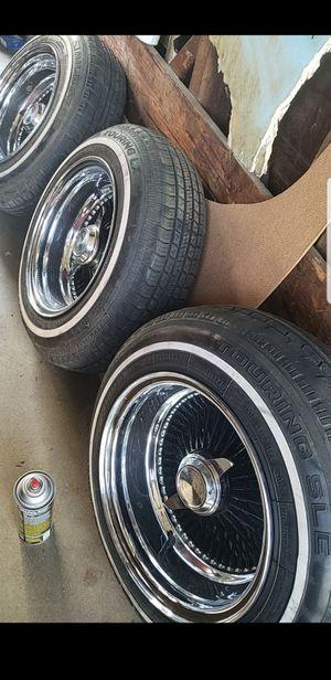 """13"""" 100 spoke rims for Sale in Long Beach, CA"""
