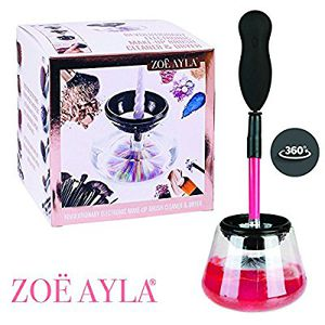 New in box. Automatic Electronic makeup brush cleaner/dryer. for Sale in Mission, KS