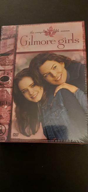 GILMORE GIRLS Complete Season 5 (DVD) NEW! for Sale in Lewisville, TX