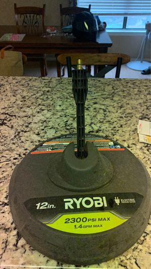 "Ryobi 12"" surface cleaner for Sale in San Antonio, TX"