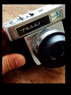 Tenax Zeiss ikon film camera for Sale in Beaverton,  OR