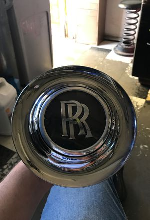 Rolls Roys Hub Cap for Sale in Los Angeles, CA