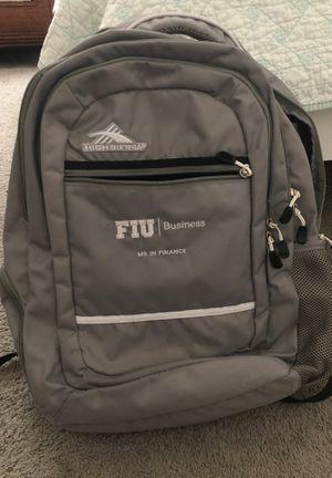 High Sierra backpack for Sale in Fort Lauderdale, FL