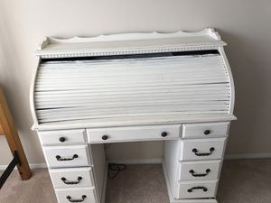 Vintage Roll up Desk Ready To Be Restored for Sale in Mission Viejo, CA