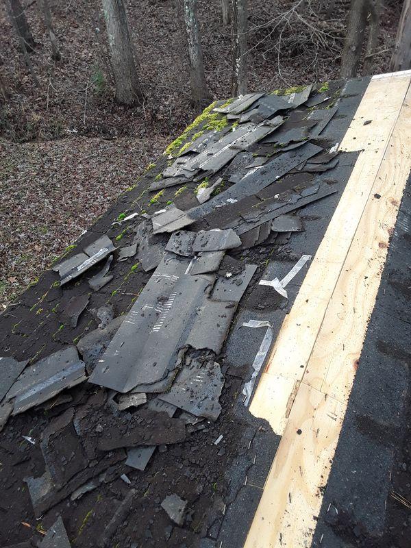 Roofing repair free