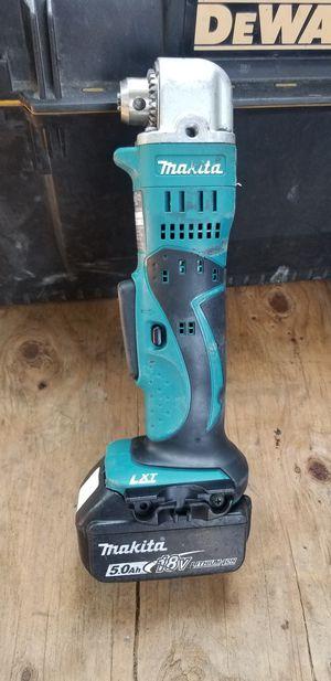 Makita 18v angle drill for Sale in San Jose, CA