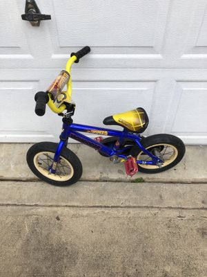 Mongoose bike 12 Topspeed for Sale in Huntersville, NC