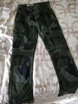 Camo Cargo Pants for Sale in Spring Lake, NC