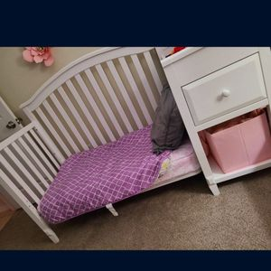 Baby White Crib for Sale in Spring Hill, FL