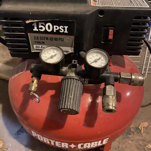 Air Compressor 150 Psi for Sale in Woonsocket, RI