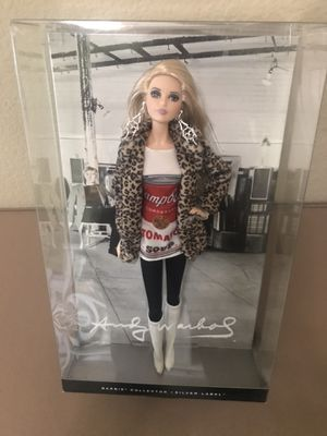 "Barbie ""Andy Warhol"" for Sale in Frisco, TX"