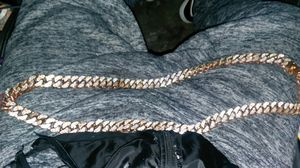 Cuban link chain for Sale in Keokuk, IA