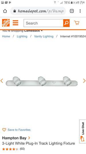 Track lighting for Sale in Phoenix, AZ