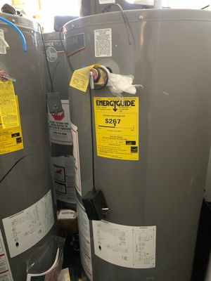 New Rheem water heaters starting at $599 installed for Sale in Santa Ana, CA