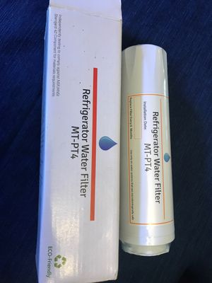Refrigerator Water Filter MT-PT4 for Sale in Lake Worth, FL