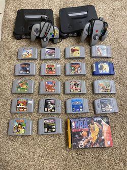 Nintendo 64 for Sale in Seattle,  WA