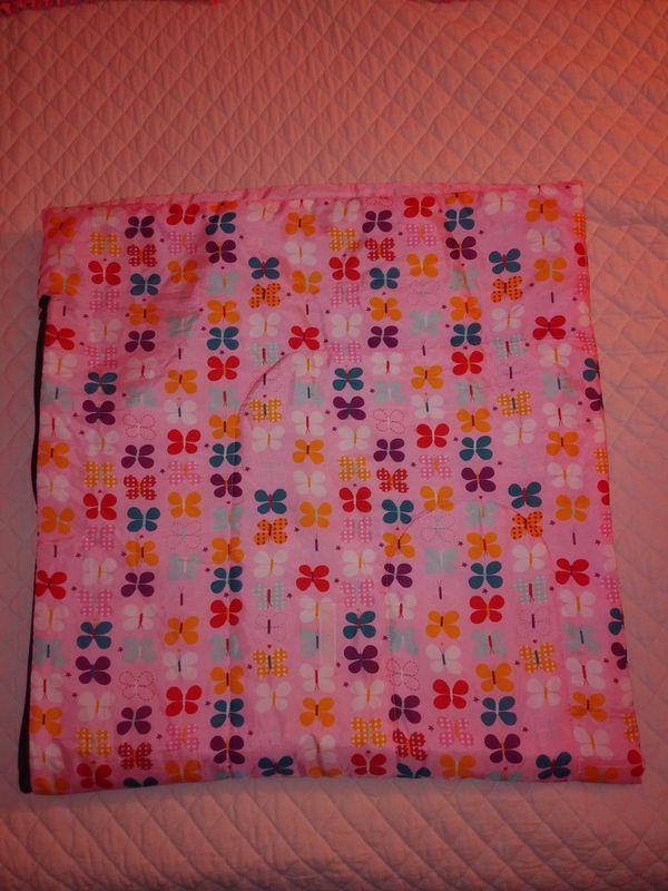 Sleeping Bag Pink Color