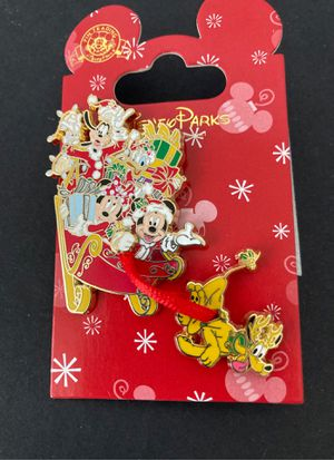 Disney trading pins Mickey and friends for Sale in Mission Viejo, CA