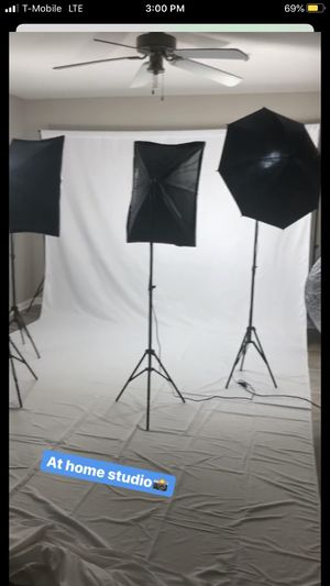 10ft x 24ft Muslin Photography Backdrop. for Sale in Tallahassee, FL