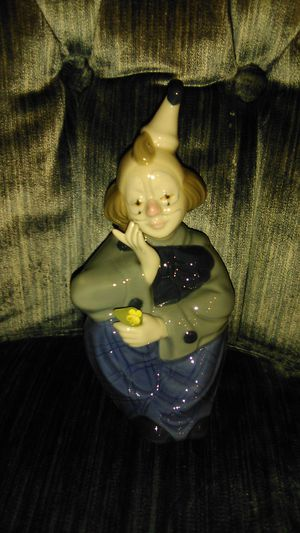 Lladro Collectable Clown Figurine for Sale in Freeport, NY