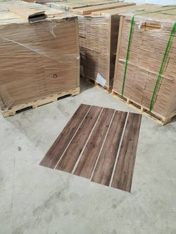 Luxury vinyl flooring!!! Only .88 cents a sq ft!! Liquidation close out! NG B for Sale in Irving,  TX
