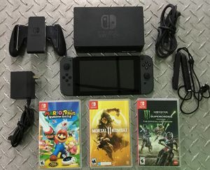 Nintendo Switch V2 32gb storage for Sale in Winters, TX